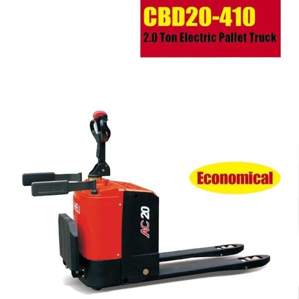 Xe nâng tay chạy điện 2 tấn CBD20-410