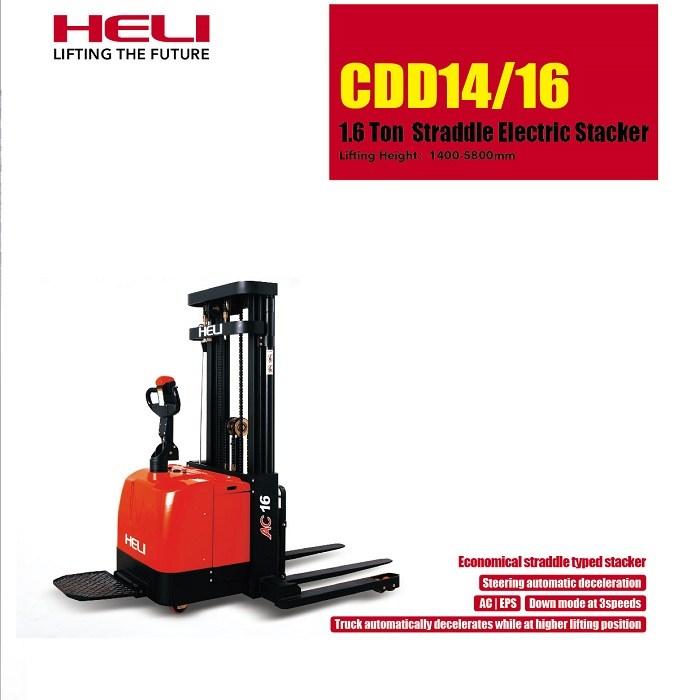 Xe nâng tay bằng điện CDD14/16 -920