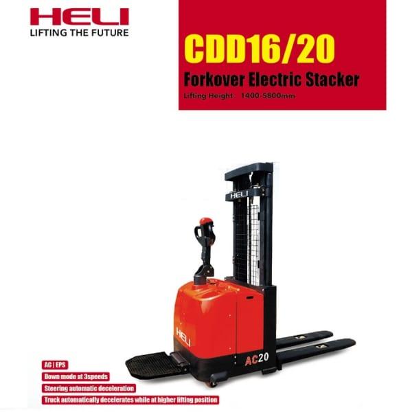 xe nâng tay cao CDD16- D930