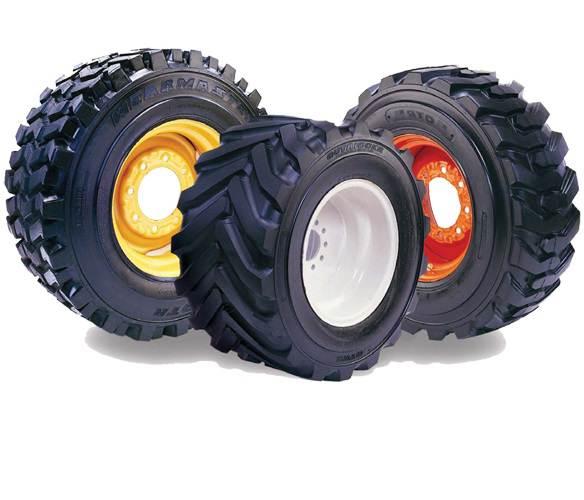 Lưu ý khi sử dụng lốp xe nâng