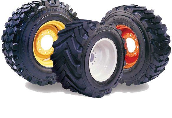 Lưu ý sử dụng lốp xe nâng