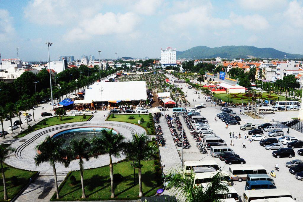 Bán xe nâng ở Thanh Hóa