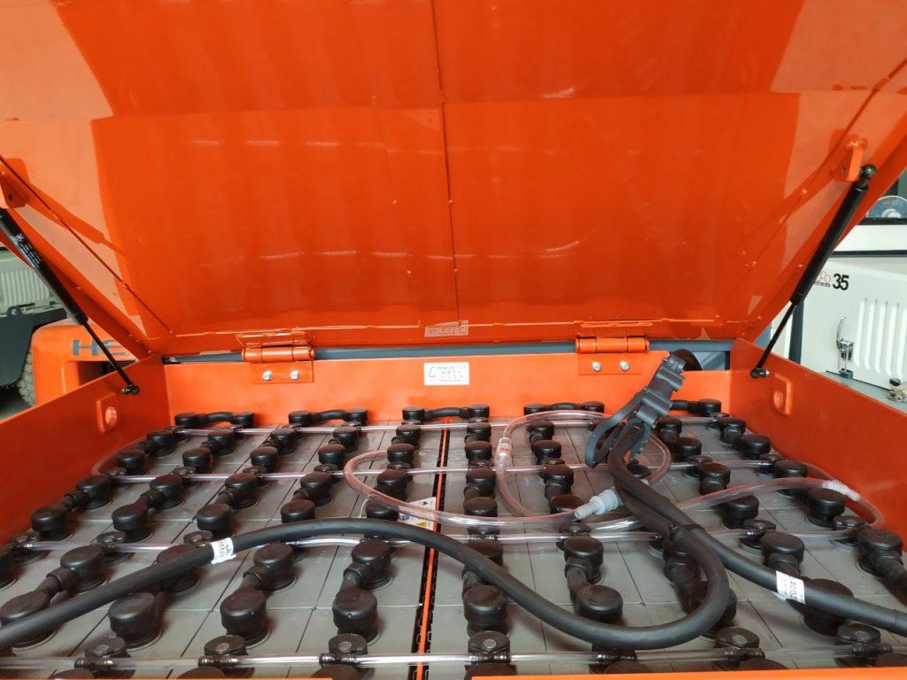 Ắc quy xe nâng điện 5 tấn Heli