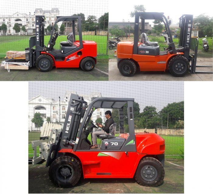 cung cấp xe nâng dầu ở Đồng Nai