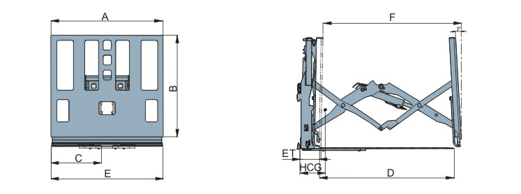 Thiết kế bộ công tác kéo đẩy Push Pull