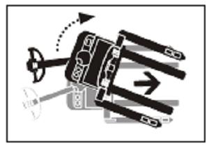 Hướng dẫn vận hành xe nâng điện mini Heli