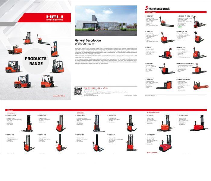 hướng dẫn vận hành xe nâng điện mini đứng lái heli