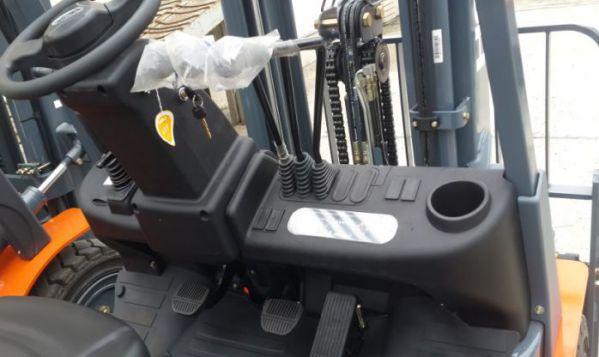 Tay trang điều khiển xe nâng